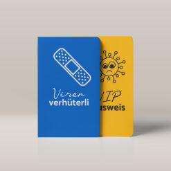 ideeviduell Plotterdatei Impfpass 2