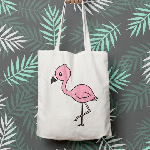 Plotterdatei Flamingo ideeviduell